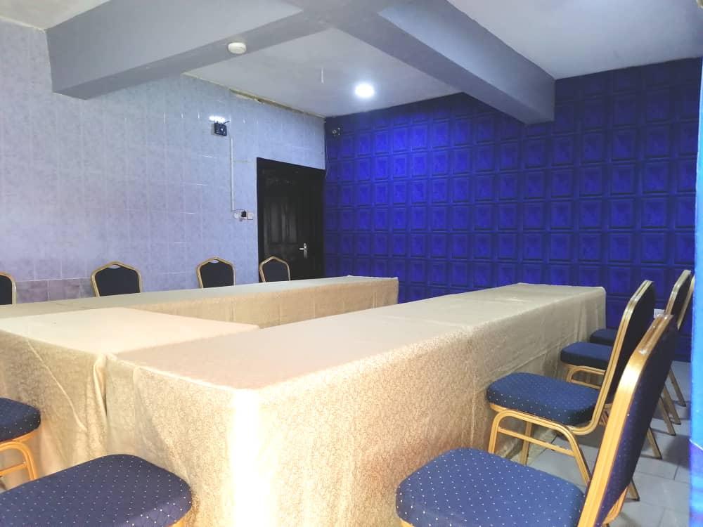 Event halls for rent in Ikeja